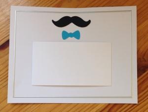 mustache invite
