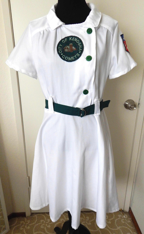 AAGPBL Kenosha Comets Uniform (A League of Their Own Baseball ...