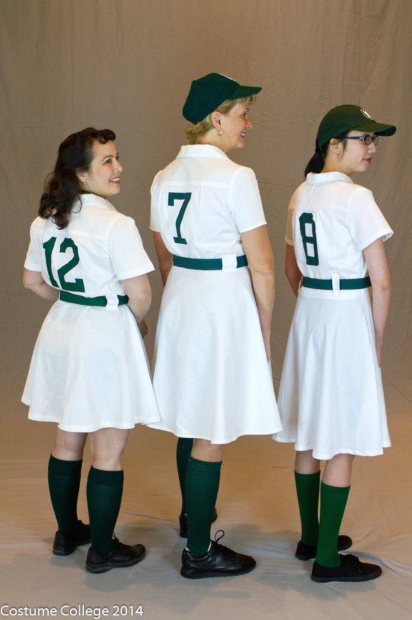 IMG_1122-2-(ZF-2606-04749-1-011) ...  sc 1 st  Fresh Frippery & AAGPBL Kenosha Comets Uniform (A League of Their Own Baseball ...