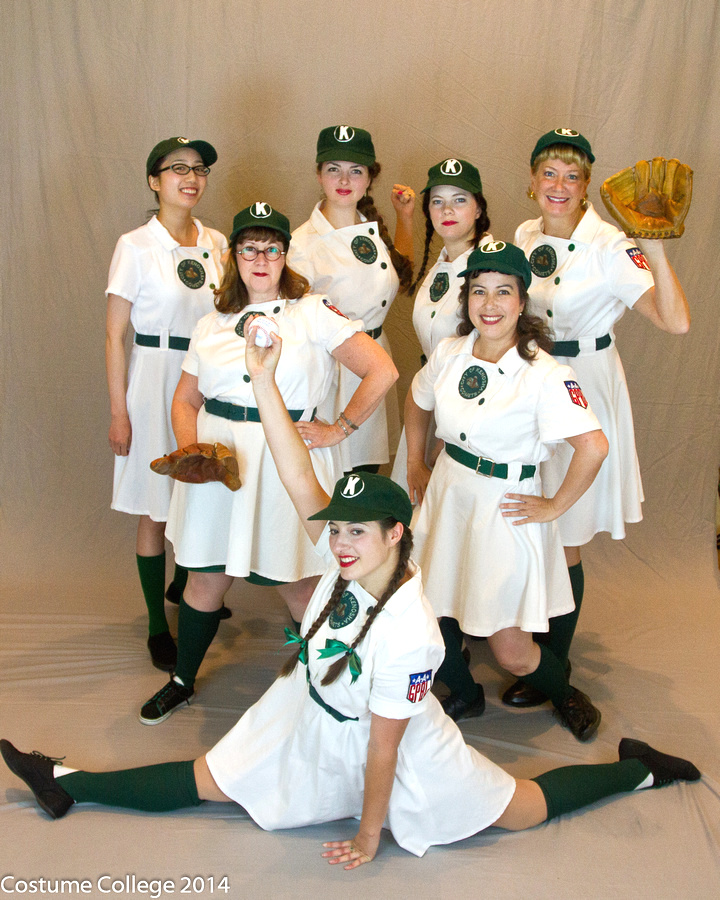 A League Of Their Own Halloween Costume | Aagpbl Kenosha Comets Uniform A League Of Their Own Baseball