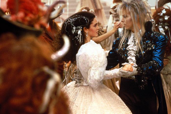 Jareth the Goblin King and Toby Labyrinth Costumes | Fresh Frippery