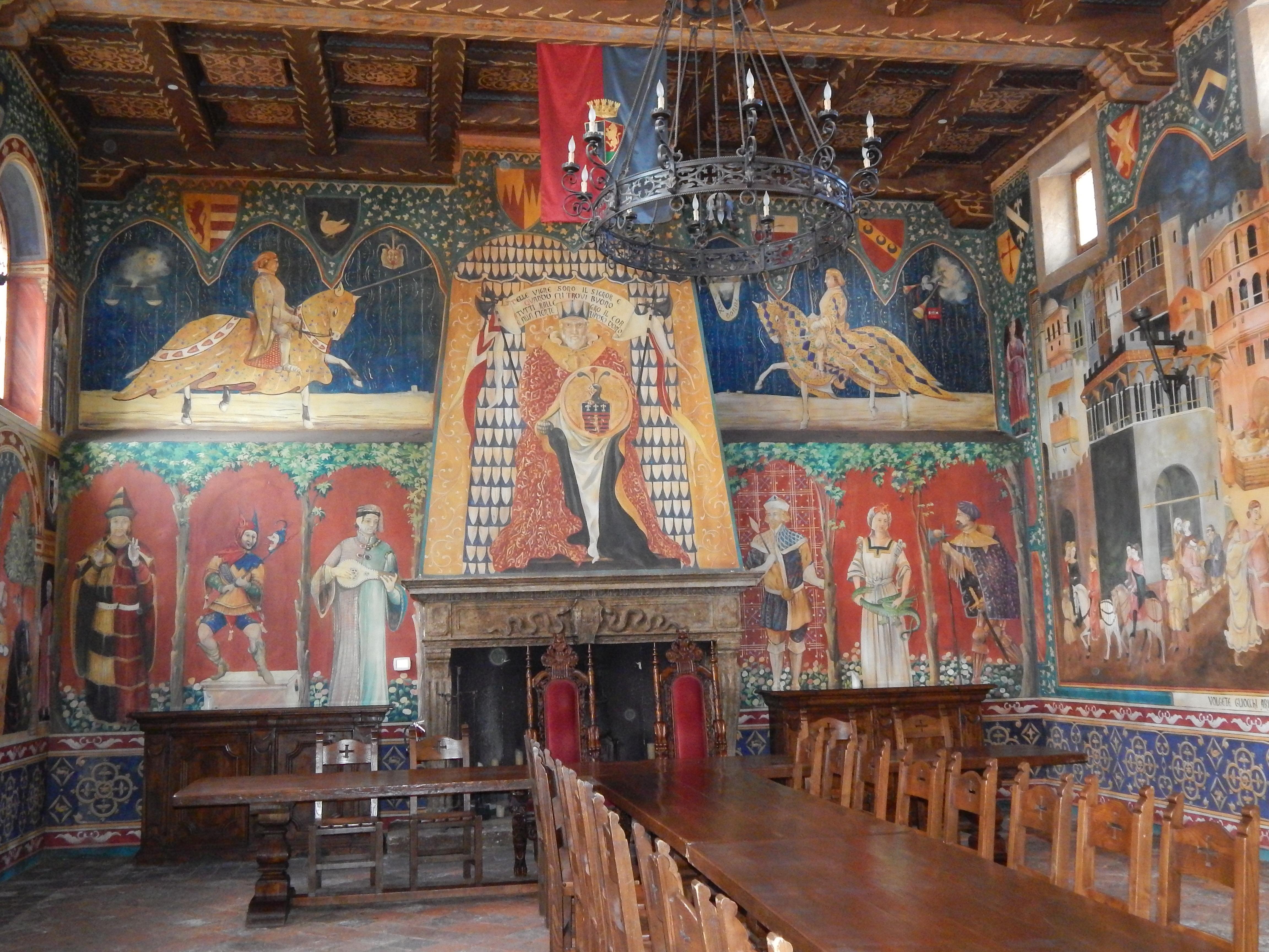 More Game of Thrones Photos at the Castello di Amorosa   Fresh ...