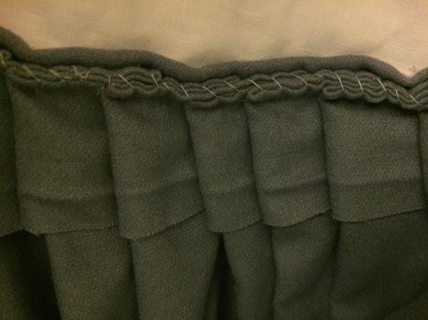 Tudor Kirtle (Part 2): The Skirt | Fresh Frippery